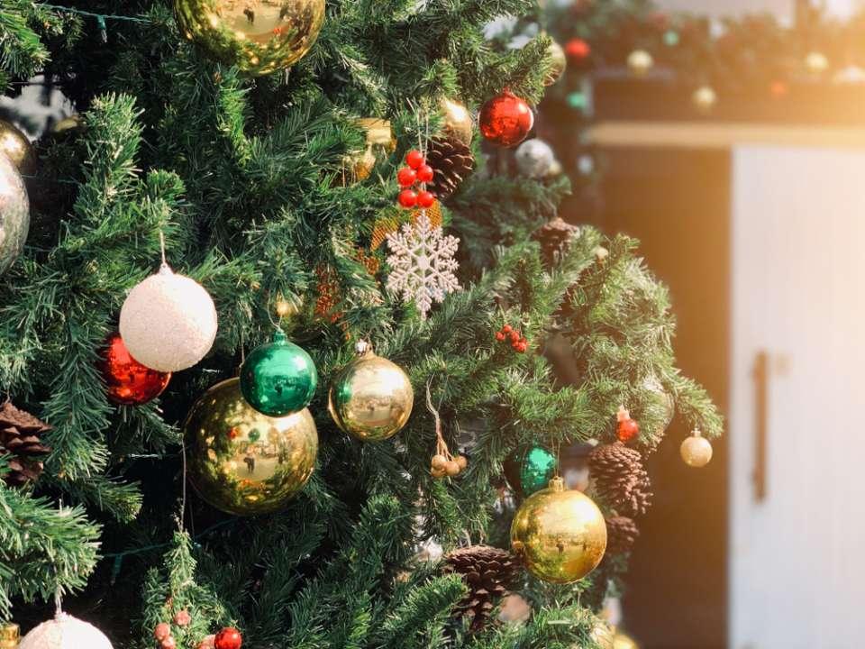 Kerstshow Almere van tuincentrum Almeer Plant